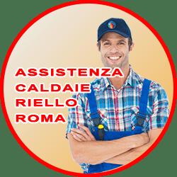 assistenza caldaie riello roma